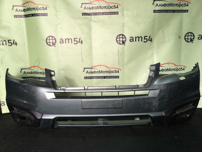 Бампер Subaru Forester SJ5 FB20A 2017 передний