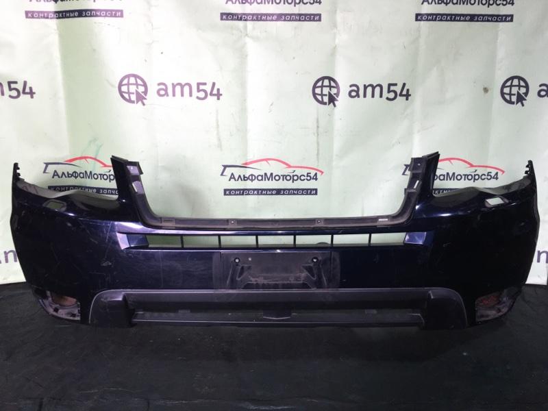 Бампер Subaru Forester SJ5 FB20A 2013 передний