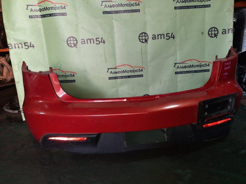 Бампер Mazda Axela BL5FW ZY-VE 2009 задний