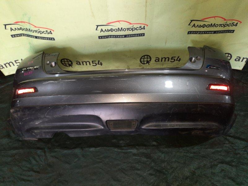 Бампер Nissan Juke F15 HR15DE 2010 задний