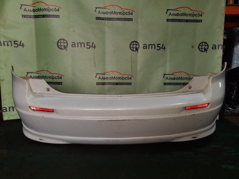 Бампер Suzuki Sx4 YA11S M15A 2012 задний