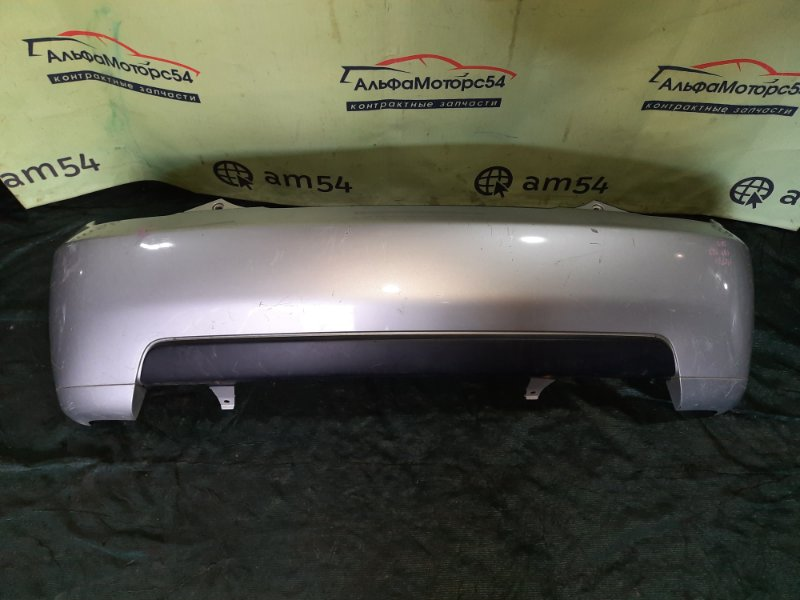 Бампер Toyota Ist NCP60 2NZ-FE 2005 задний
