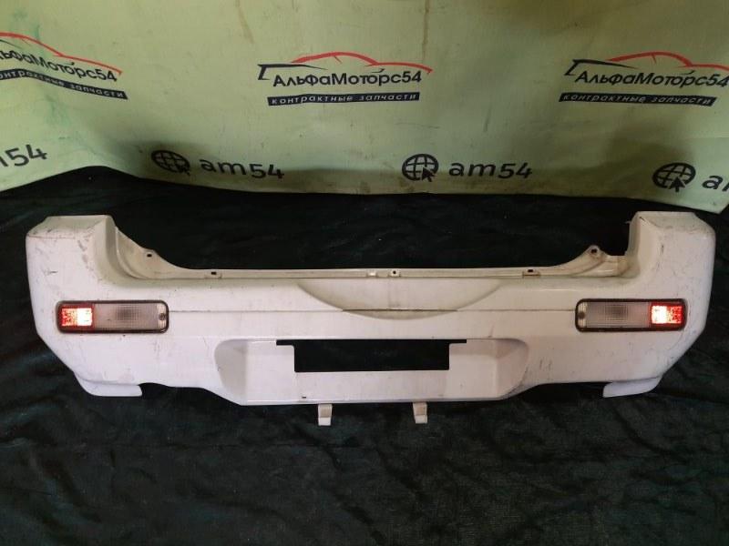 Бампер Toyota Cami J102E K3-VE 2002 задний