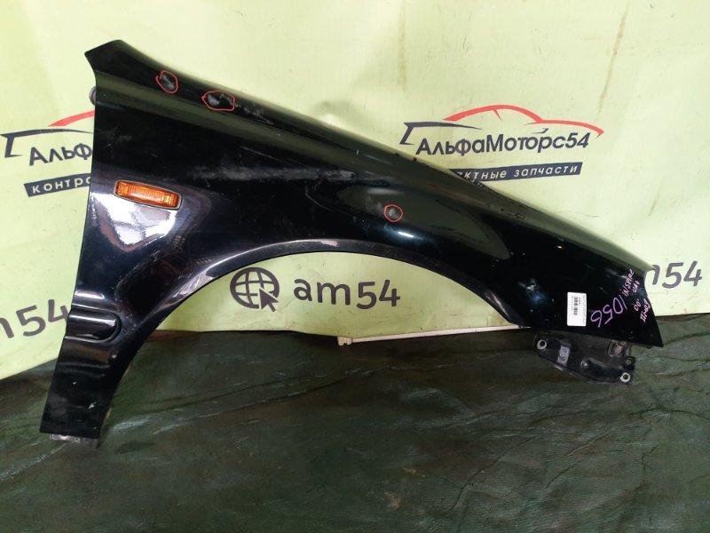 Крыло Honda Inspire UA4 J25A 2000 переднее правое