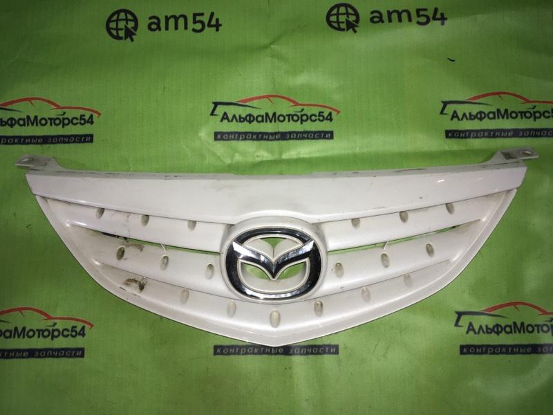 Решетка радиатора Mazda Atenza GY3W передняя