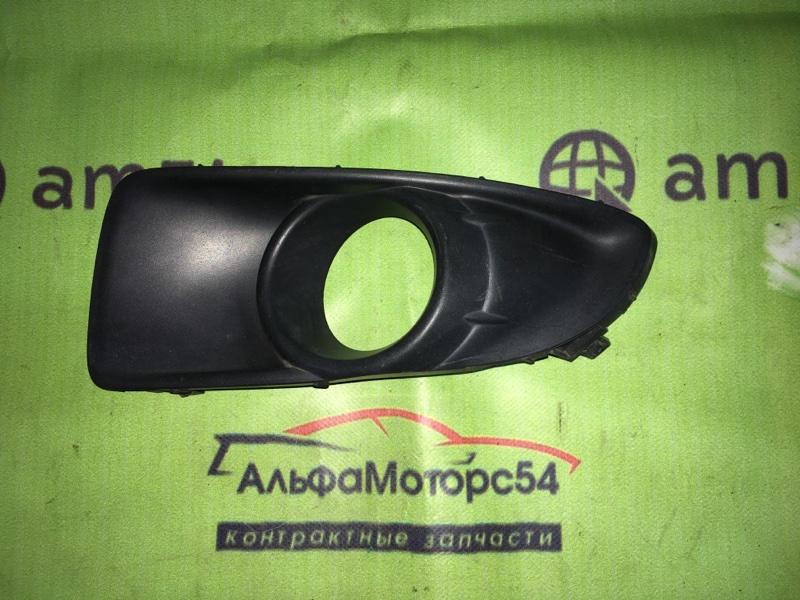Ободок противотуманной фары Mazda Atenza GY3W передний левый