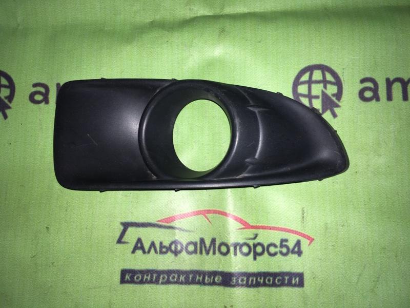 Ободок противотуманной фары Mazda Atenza GY3W передний правый