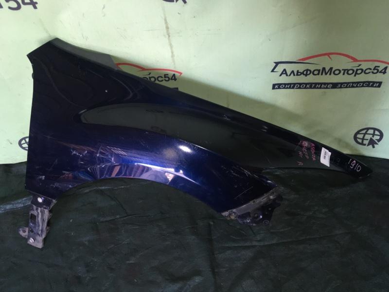 Крыло Mazda Atenza GHEFP LF-VE 2010 переднее правое