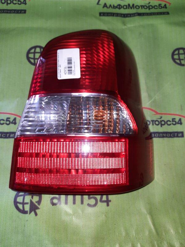 Стоп-сигнал Mazda Demio DW3W B3 2000 задний правый