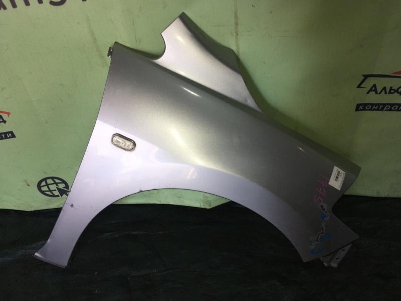 Крыло Nissan Tiida C11 HR15DE 2005 переднее правое
