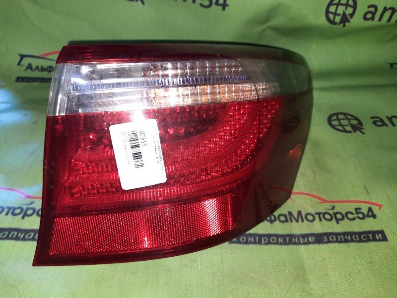 Стоп-сигнал Lexus Ls600H UVF46 2UR-FSE 2004 задний правый