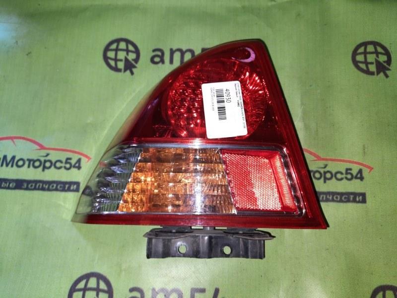 Стоп-сигнал Honda Civic ES1 D15B 2000 задний левый