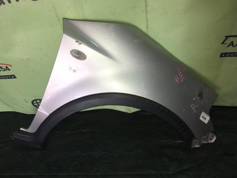 Крыло Suzuki Sx4 YC11S M15A 2007 переднее правое