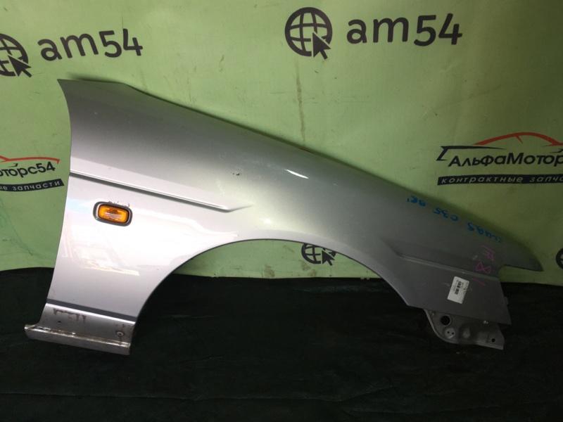 Крыло Nissan Laurel C35 RB20DE 1998 переднее правое