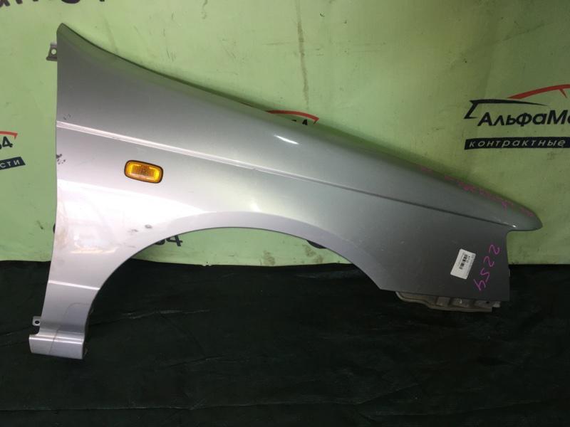 Крыло Nissan Bluebird U14 SR18DE 1997 переднее правое