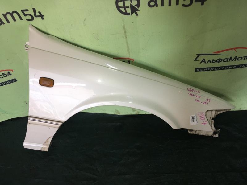 Крыло Toyota Camry Gracia SXV20 5S-FE 1997 переднее правое