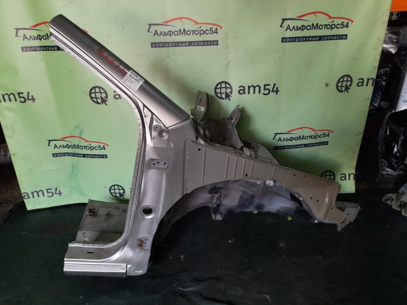 Лонжерон Toyota Allex NZE121 1NZ-FE 2001 передний правый
