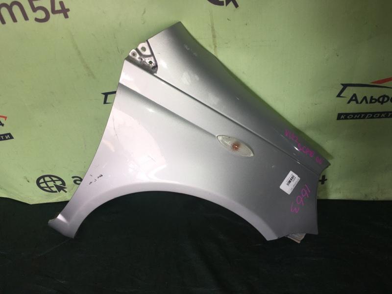 Крыло Toyota Vitz SCP10 1SZ-FE 2000 переднее правое