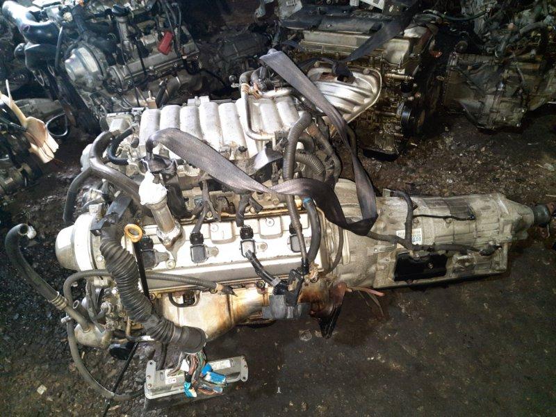 Двигатель Toyota Celsior UCF30 3UZ-FE 2003