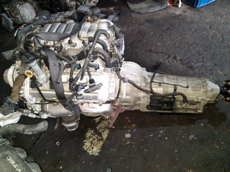 Двигатель Toyota Crown Majesta UZS186 3UZ-FE 2005