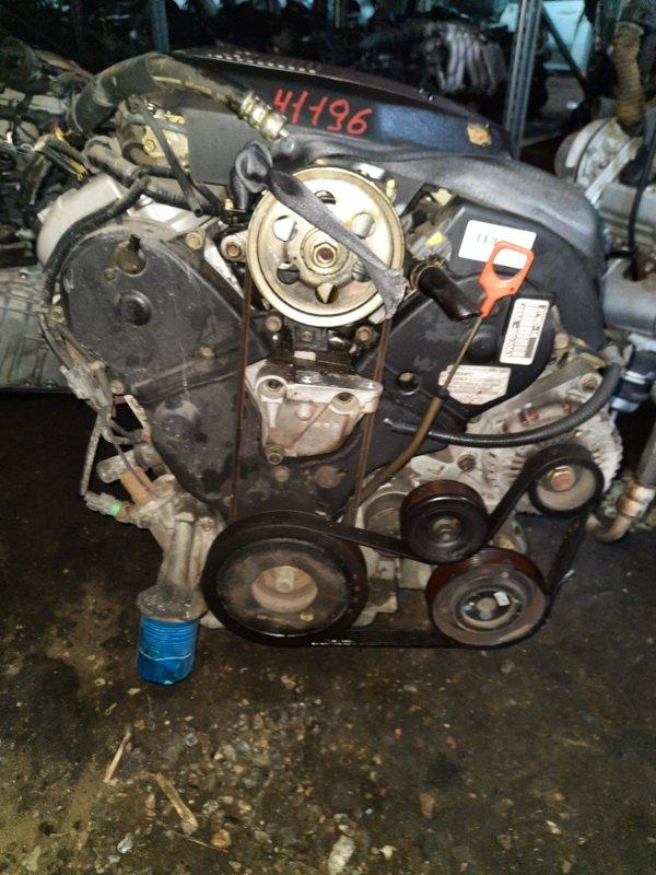 Двигатель Honda UA4 J25A