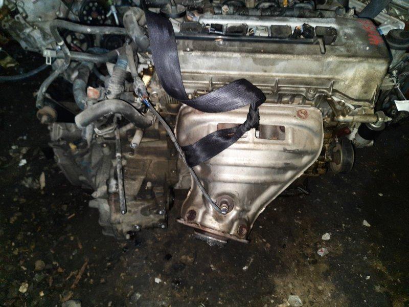Двигатель Toyota Wish ZNE10 1ZZ-FE 2005