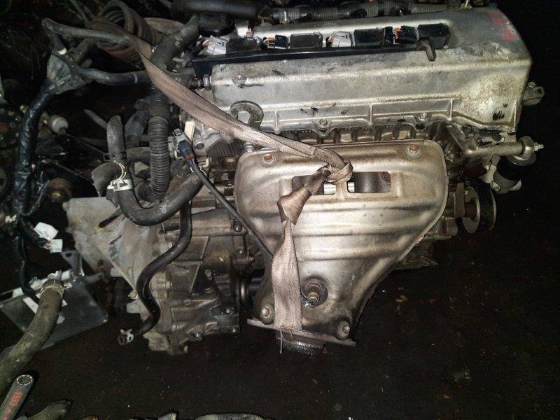 Двигатель Toyota Isis ZNM10 1ZZ-FE 2007