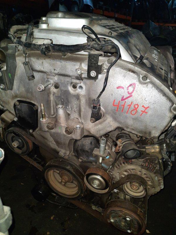 Двигатель Nissan A32 VQ20DE