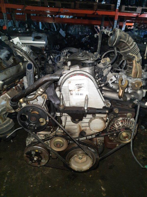 Двигатель Honda Capa D15B