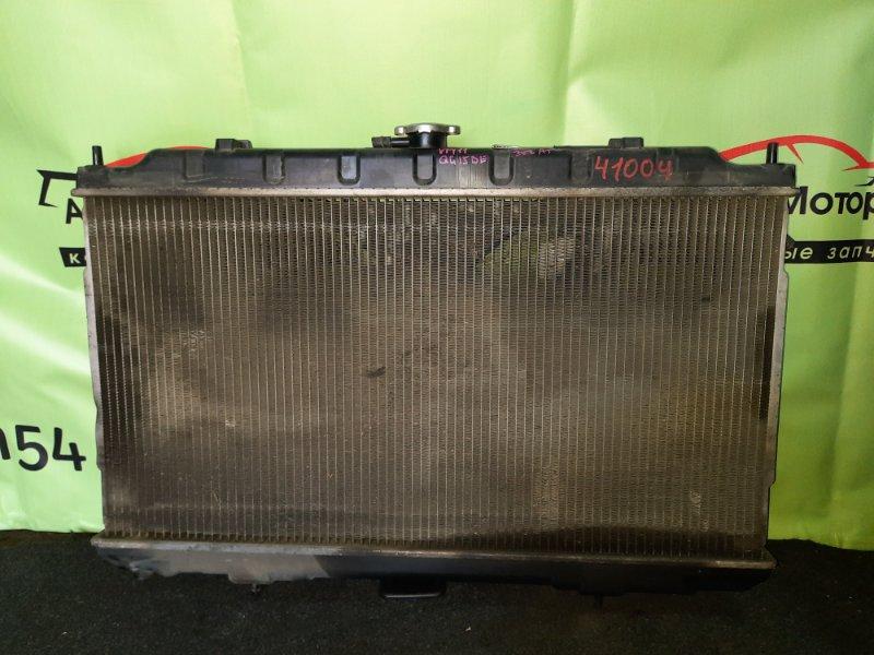 Радиатор основной Nissan Ad Y11 QG15DE 2000
