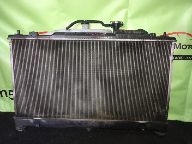 Радиатор основной Mazda Atenza GG3S L3-VE 2004