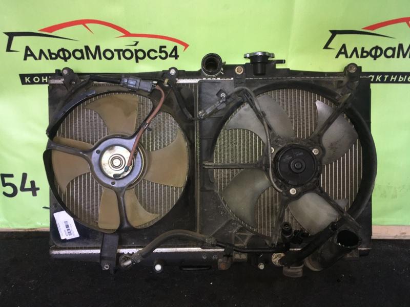 Радиатор основной Honda Accord CF4 F20B 2000