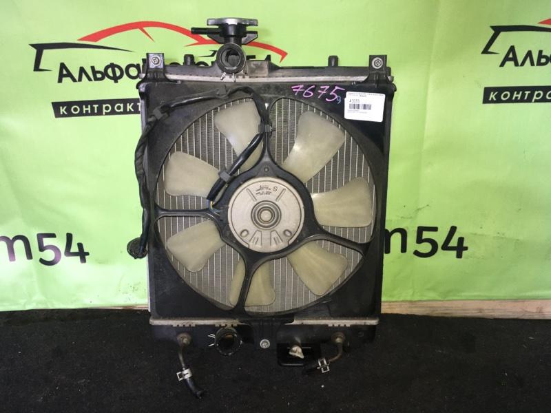 Радиатор основной Suzuki Swift HT51S M13A 2001