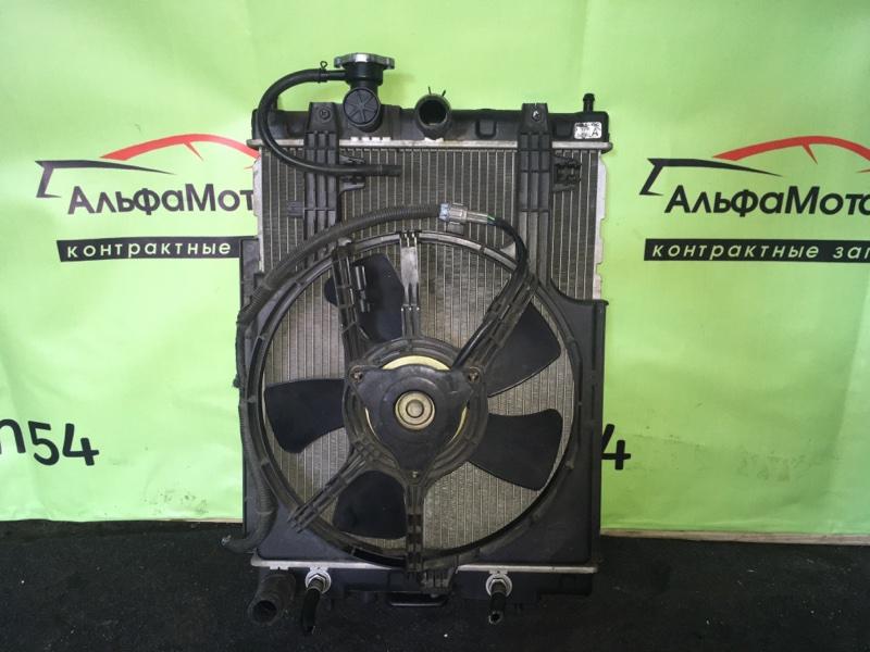 Радиатор основной Nissan Cube Z10 CGA3DE 2000
