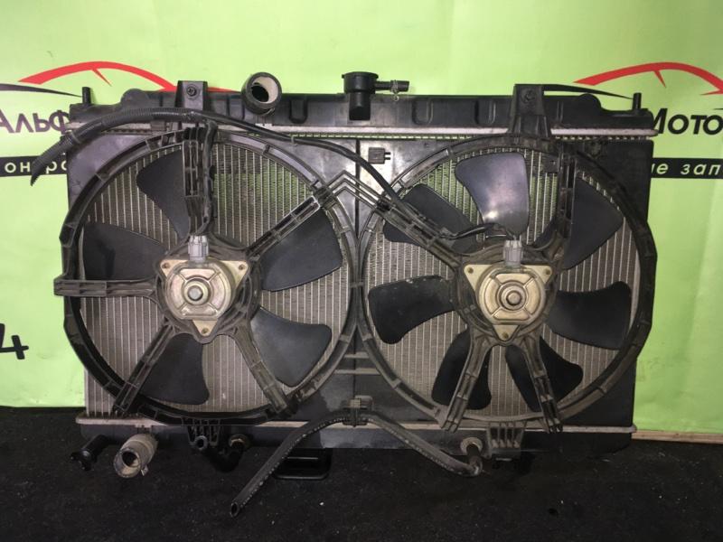 Радиатор основной Nissan Ad Y11 QG15DE 2001