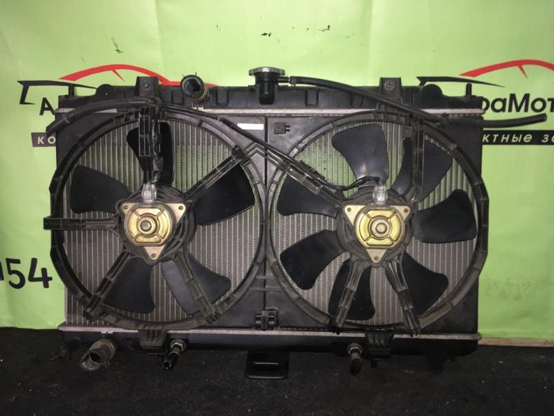 Радиатор основной Nissan Ad Y11 QG18DE 2002