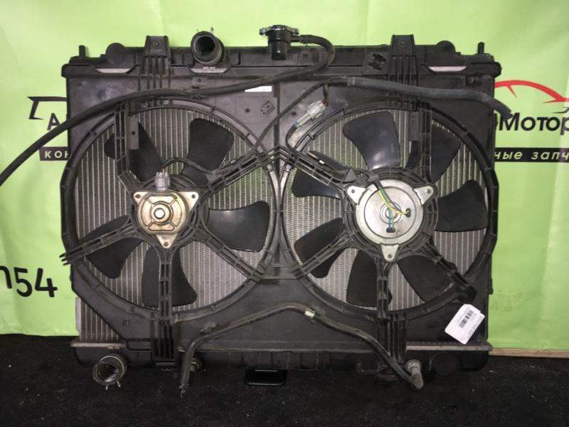 Радиатор основной Nissan Liberty M12 QR20DE 2001
