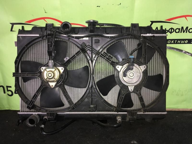 Радиатор основной Nissan Primera P12 QR20DE 2003