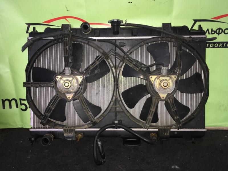 Радиатор основной Nissan Ad Y11 QG15DE 2003