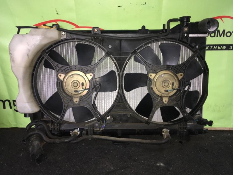 Радиатор основной Subaru Forester SG5 EJ202 2003