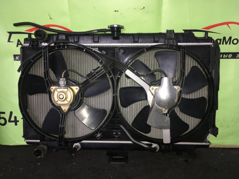 Радиатор основной Nissan Primera P11 QG18DE 1998