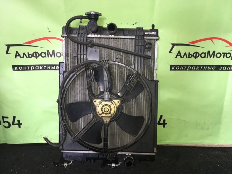 Радиатор основной Nissan Cube Z10 CGA3DE 2001