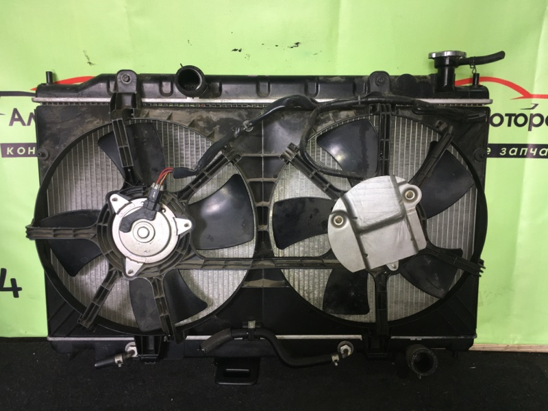 Радиатор основной Nissan Teana J31 VQ35DE 2004