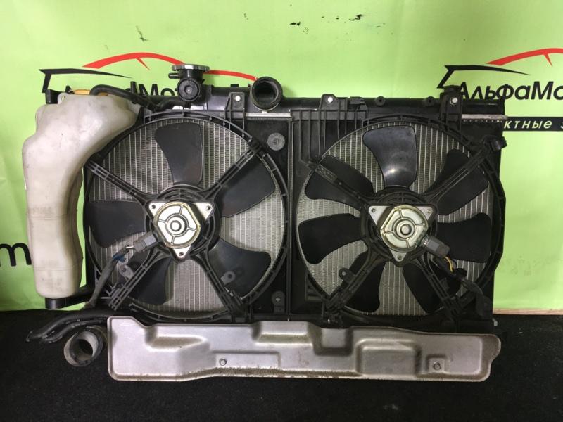 Радиатор основной Subaru Impreza GGD EL154 2006