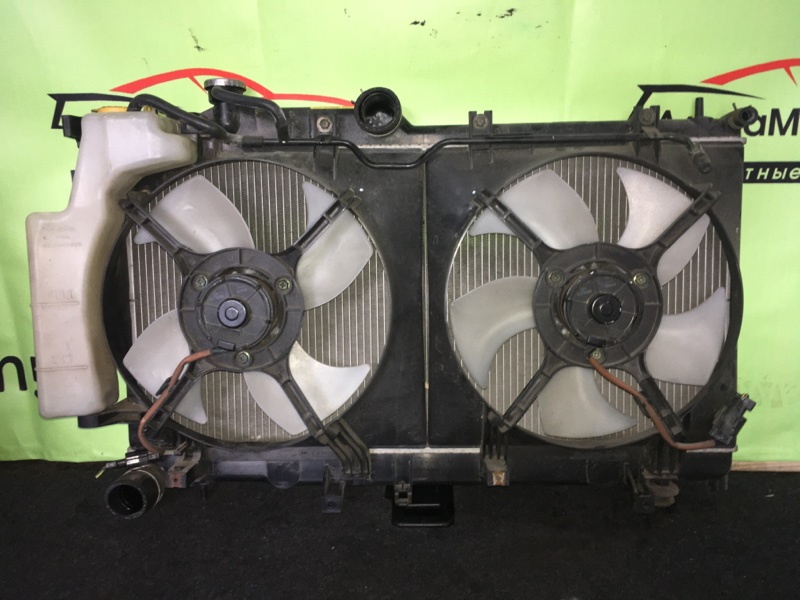 Радиатор основной Subaru Legacy BL5 EJ203 2004