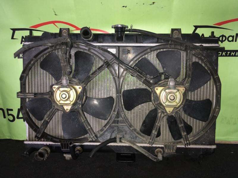 Радиатор основной Nissan Ad Y11 QG18DE 2004
