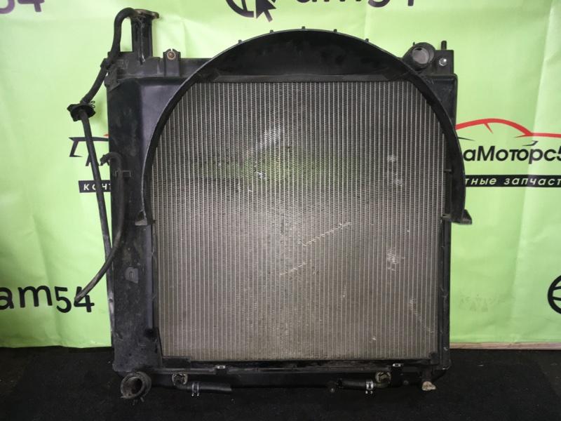 Радиатор основной Toyota Granvia VCH10 5VZ-FE 2000