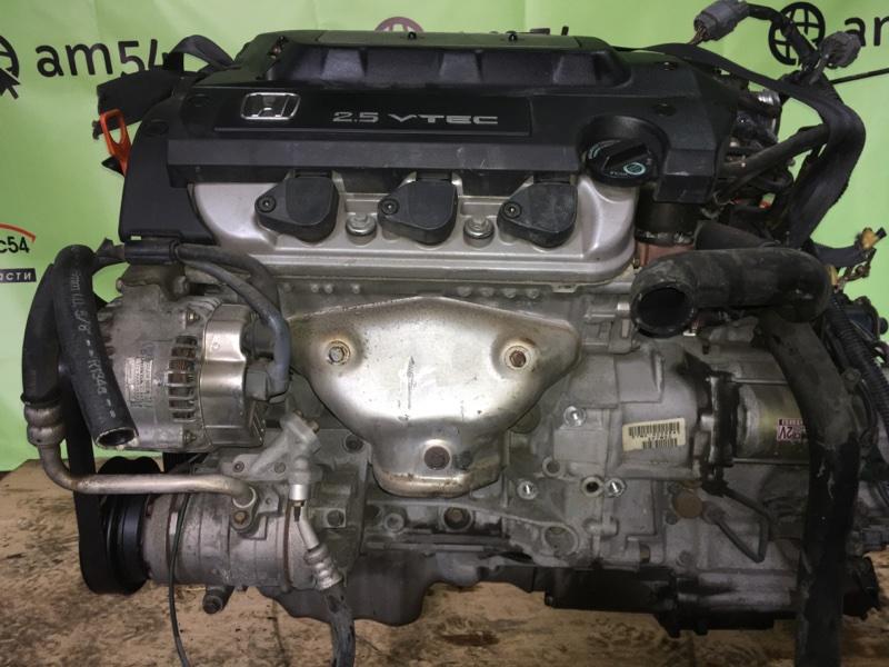 Двигатель Honda Inspire UA4 J25A 1999