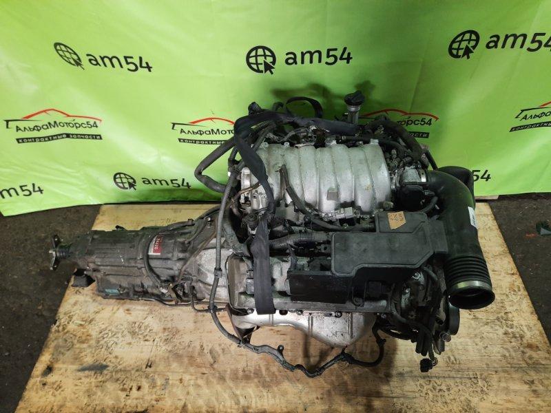 Двигатель Toyota Soarer UZZ40 3UZ-FE 2005