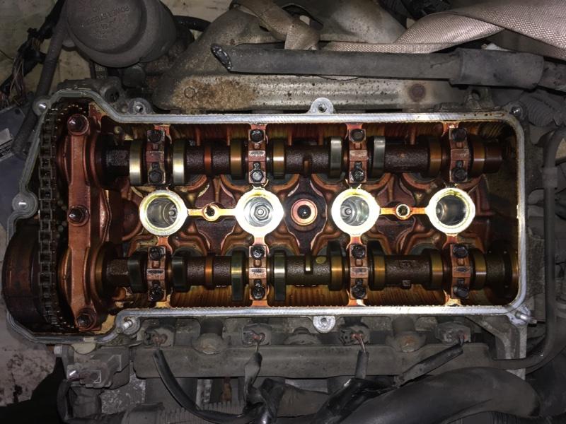 Двигатель Toyota Funcargo NCP21 1NZ-FE 2000